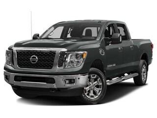 New 2018 Nissan Titan XD SV Diesel Truck Crew Cab in Rosenberg, TX