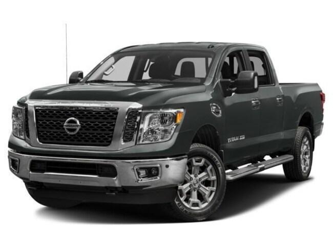 New Nissan 2018 Nissan Titan XD SV Diesel Truck Crew Cab for sale in Denver, CO