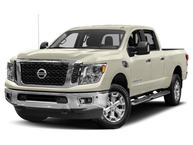 New 2018 Nissan Titan XD SV Diesel Truck Crew Cab For Sale/Lease Aurora, CO