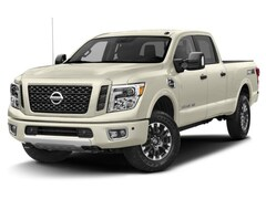 New 2018 Nissan Titan XD PRO-4X Diesel Truck Crew Cab for sale near you in Lufkin, TX