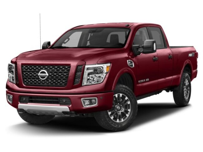New Nissan 2018 Nissan Titan XD PRO-4X Diesel Truck Crew Cab for sale in Denver, CO