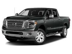 New 2018 Nissan Titan XD SL Diesel Truck Crew Cab N11351 for sale in Flagstaff, AZ