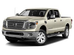 New 2018 Nissan Titan XD SL Diesel Truck Crew Cab in South Burlington