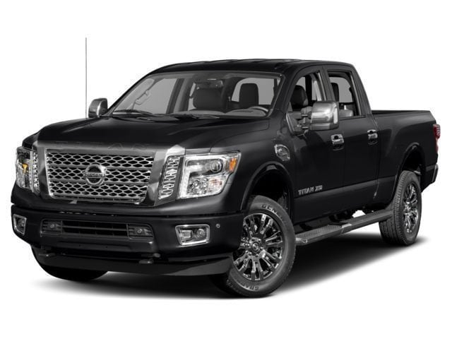 2018 Nissan Titan XD Platinum Reserve Diesel Truck Crew Cab for sale in Grand Junction