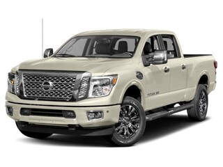 New 2018 Nissan Titan XD Platinum Reserve Diesel Truck Crew Cab for sale in Modesto, CA at Central Valley Nissan