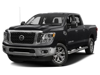 2018 Nissan Titan XD SV Gas Truck Crew Cab For Sale in Newburgh, NY