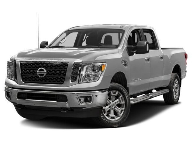 New 2018 Nissan Titan XD SV Gas Truck Crew Cab in South Burlington