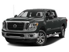 2018 Nissan Titan XD SV Gas Truck Crew Cab [G-I, -B12, B12, L92, CN1, K02, M11, FL2, KAD-P, UT2, T01, -M11, SNO, U01, -Z66, Z66, B93, SG3]