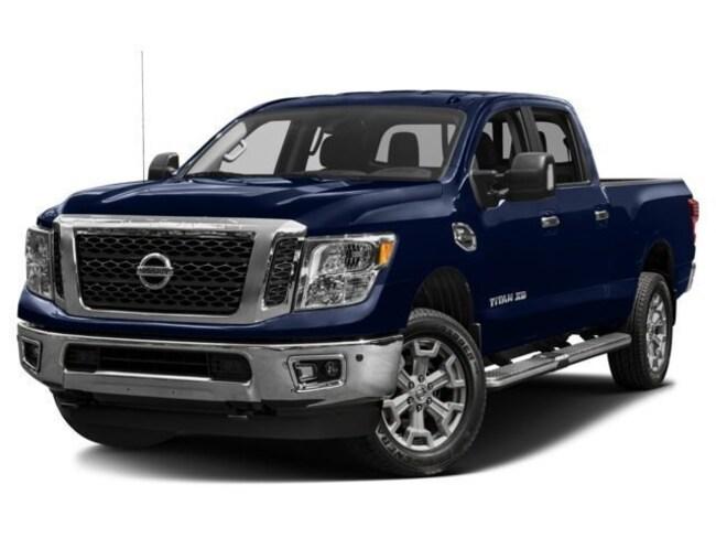 2018 Nissan Titan XD SV Gas Truck Crew Cab