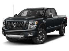 New 2018 Nissan Titan XD PRO-4X Gas Truck Crew Cab 1N6AA1F40JN508004 for sale in Grand Rapids, MI