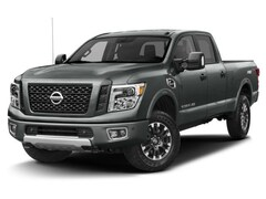 New 2018 Nissan Titan XD PRO-4X Gas Truck Crew Cab in Grand Junction