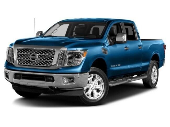 New 2018 Nissan Titan XD SL Gas Truck Crew Cab for sale in Cortland, NY