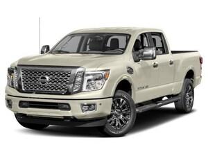 2018 Nissan Titan XD Platinum Reserve Gas