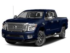 2018 Nissan Titan XD Platinum Reserve Gas Truck Crew Cab