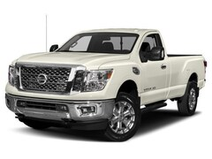 2018 Nissan Titan XD S Gas Truck Single Cab