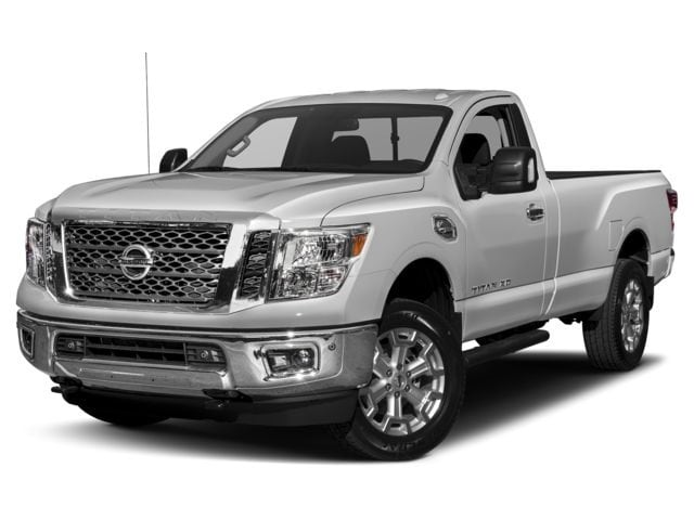 2018 Nissan Titan XD SV Truck