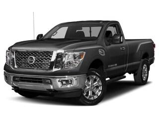2018 Nissan Titan XD SV Gas Truck Single Cab