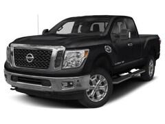 New 2018 Nissan Titan XD PRO-4X Gas Truck King Cab in Lancaster, MA