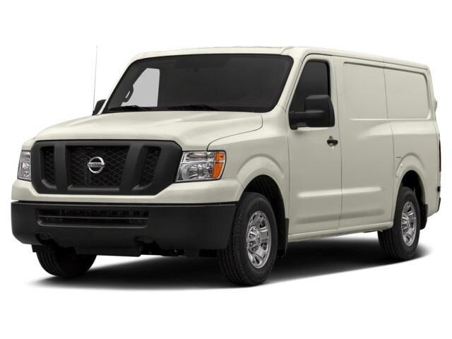 2018 Nissan NV Cargo NV1500 Van Cargo Van