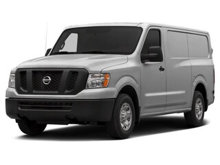 New 2018 Nissan NV Cargo NV1500 SV V6 Van Cargo Van