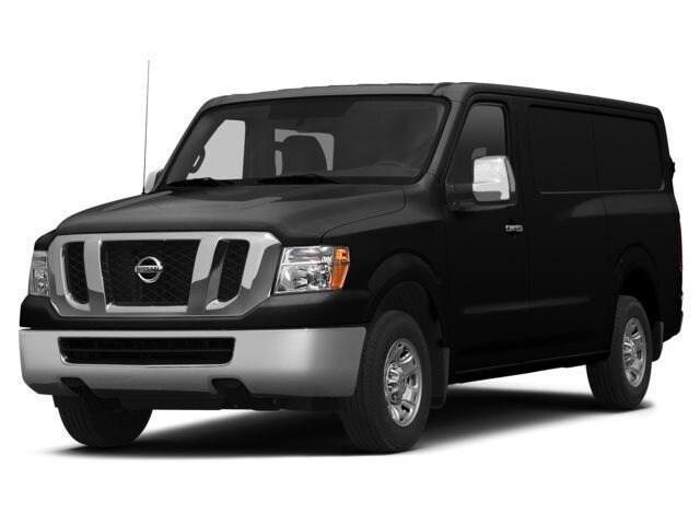 2018 Nissan NV2500 HD SV Van Cargo Van