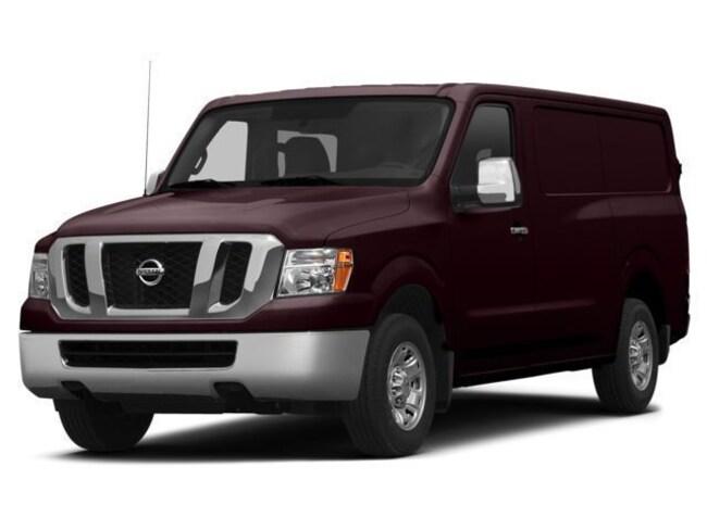 2018 Nissan NV Cargo NV2500 HD SV V6 Van Cargo Van [L92, F01, U01, FLO, GLA, NAV-A] For Sale in Swazey, NH
