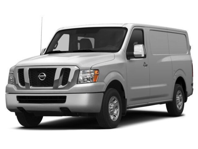 New 2018 Nissan NV Cargo NV2500 HD SV V6 Van Cargo Van near Newark