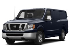 2018 Nissan NV2500 HD SV Cargo Van