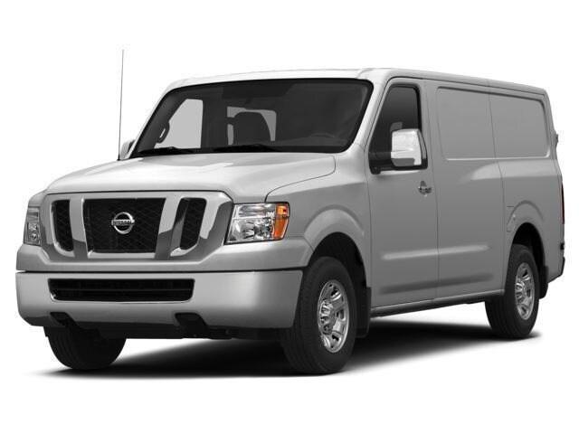 2018 Nissan NV Cargo NV2500 HD Van Cargo Van