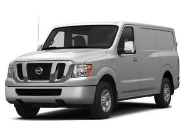 2018 Nissan NV Cargo NV2500 HD Van