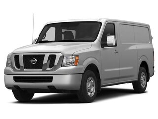 2018 Nissan NV Cargo NV2500 HD SL V6 Van Cargo Van