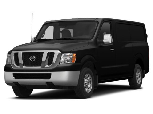 New 2018 Nissan NV Cargo NV2500 HD SV V8 Van Cargo Van in Norwell, MA