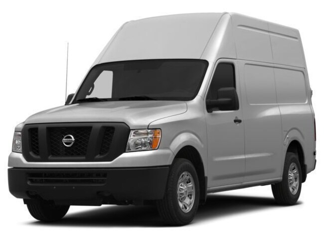 2018 Nissan NV Cargo NV2500 HD SL V6 Van High Roof Cargo Van