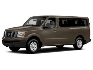 new 2018 Nissan NV Passenger NV3500 HD SV V6 Van Passenger Van in Lafayette