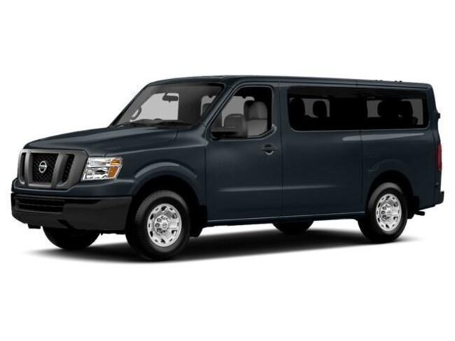 Nissan Passenger Van >> 2018 Nissan Nv Passenger Nv3500 Hd Sv V6 Van Passenger Van