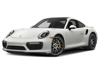 2018 Porsche 911 Turbo S Coupe