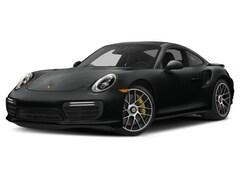 New 2018 Porsche 911 Turbo S Coupe Boston