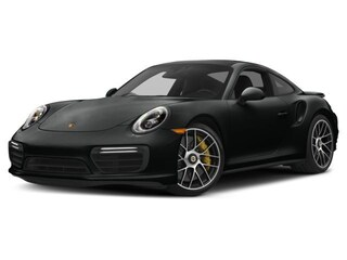 New 2018 Porsche 911 Turbo S Coupe J56723 in Boston, MA