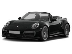 New 2018 Porsche 911 Turbo S Convertible for sale in Houston, TX