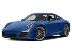 New 2018 Porsche 911 Carrera S Coupe Burlington, MA