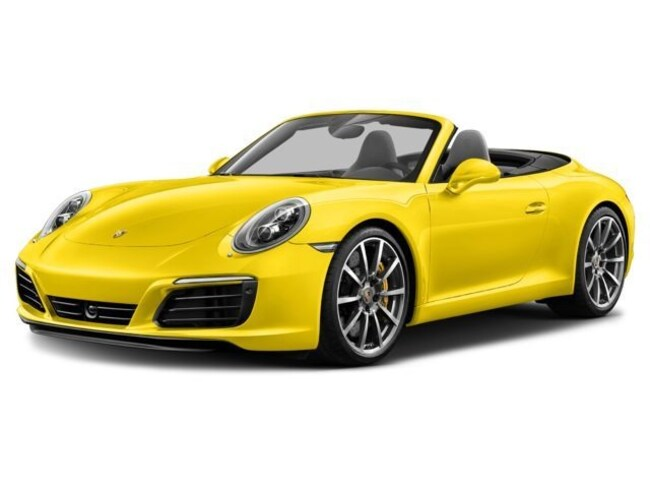 2018 Porsche 911 Carrera S Convertible