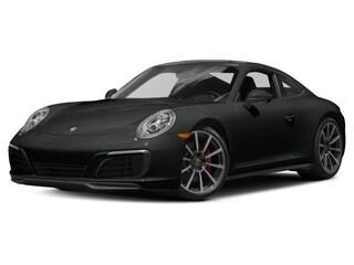 New 2018 Porsche 911 Carrera 4S Coupe Burlington MA