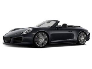 2018 Porsche 911 Carrera 4 Convertible
