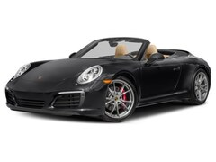 New 2018 Porsche 911 Carrera 4S Convertible for sale in Rockville, MD