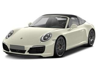 New 2018 Porsche 911 Targa 4S Coupe Burlington MA