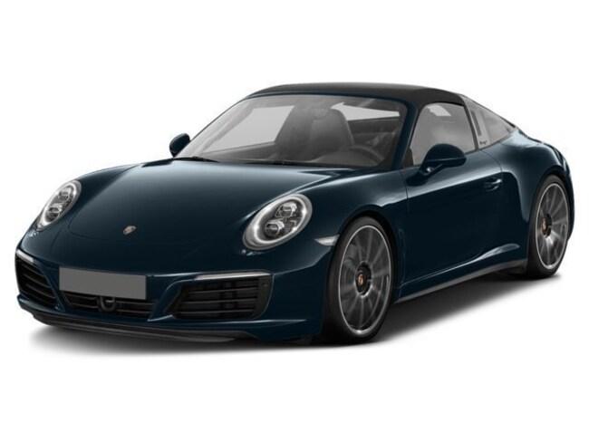 2018 Porsche 911 Targa 4S Coupe