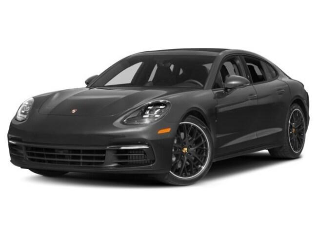 2018 Porsche Panamera 4 4 AWD