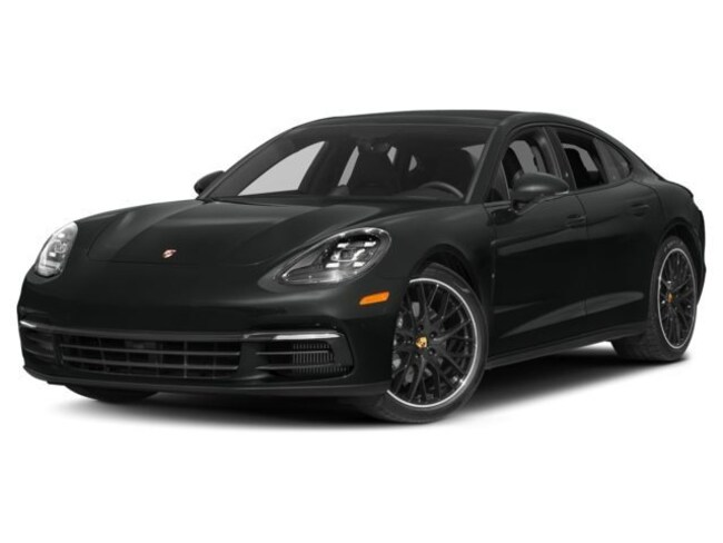 New 2018 Porsche Panamera 4 Sedan Executive Demo in Houston
