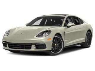 New Porsche 2018 Porsche Panamera 4 Sedan J14883 in Boston, MA
