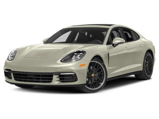 New 2018 Porsche Panamera 4 Sedan Executive Demo in Houston
